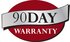 90 Day Warranty Example